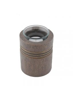 mini-urn-imperial-brons-waakvlamhouder-polyresin